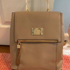 Bebe nude backpack